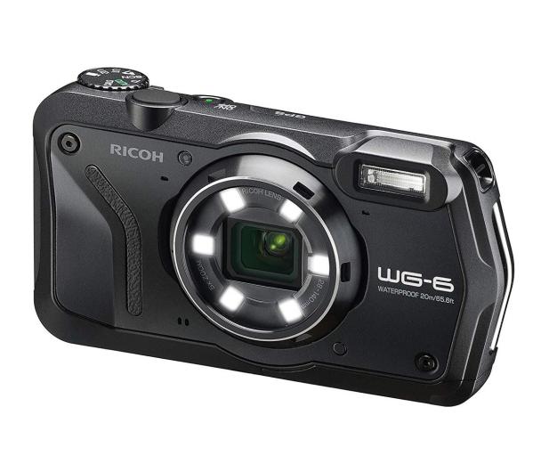 Ricoh WG-6 czarny - 507272 - zdjęcie 3