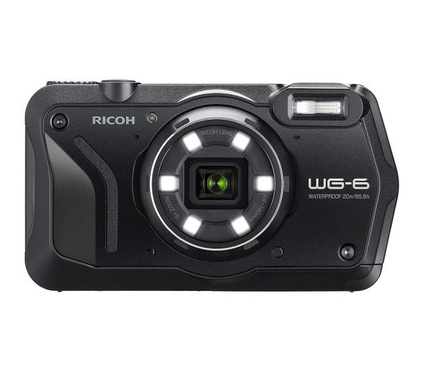 Ricoh WG-6 czarny - 507272 - zdjęcie 7