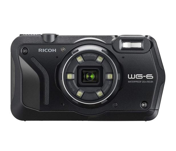 Ricoh WG-6 czarny - 507272 - zdjęcie