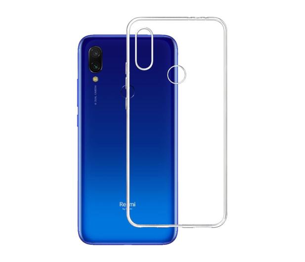 3mk Clear Case do Xiaomi Redmi 7 - 504140 - zdjęcie