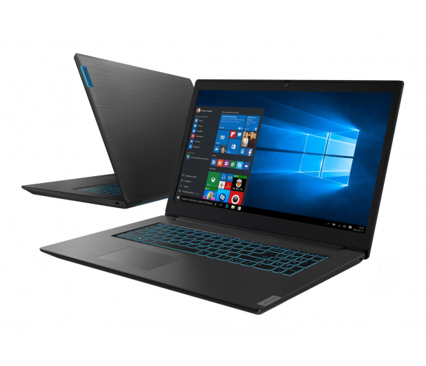 Lenovo IdeaPad L340-17 i5-9300H/8GB/256/Win10X GTX1650 - 507006 - zdjęcie