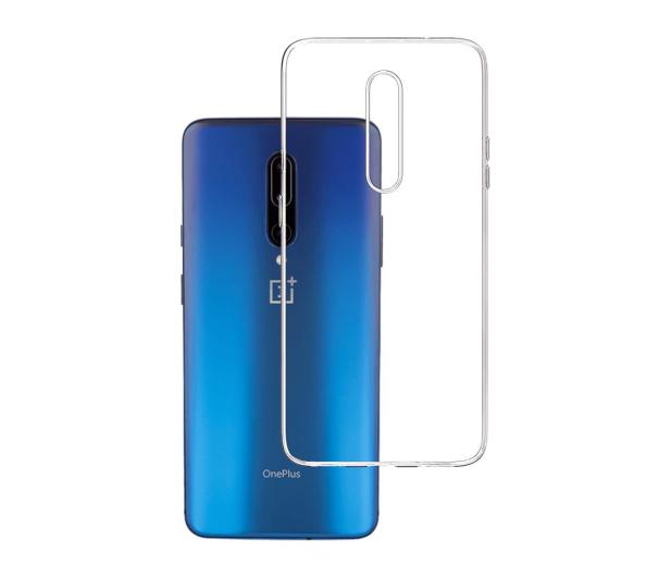 3mk Clear Case do OnePlus 7 Pro - 504143 - zdjęcie
