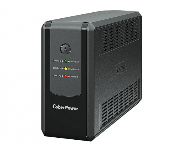 CyberPower UPS UT650EG-FR (650VA/360W, 3xPL, AVR) - 507248 - zdjęcie