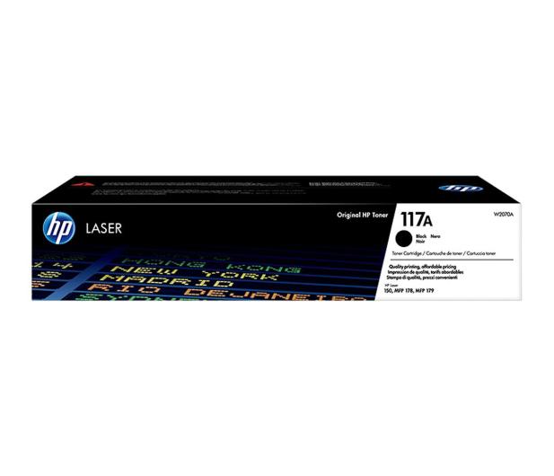 HP 117A black 1000str.  - 507590 - zdjęcie