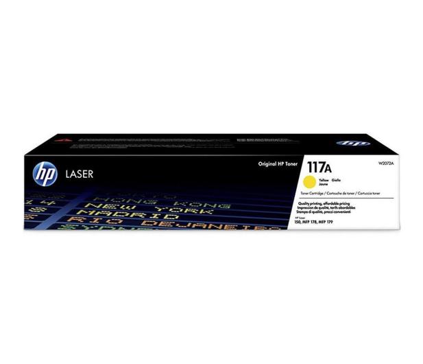 HP 117A yellow 700str. - 507592 - zdjęcie