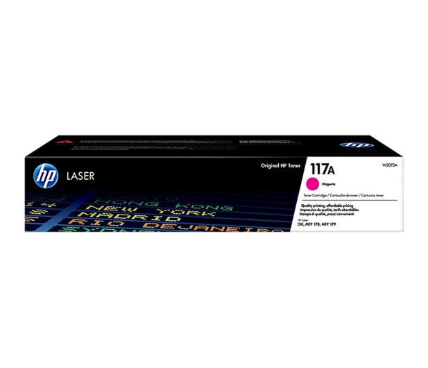 HP 117A magenta 700str. - 507593 - zdjęcie