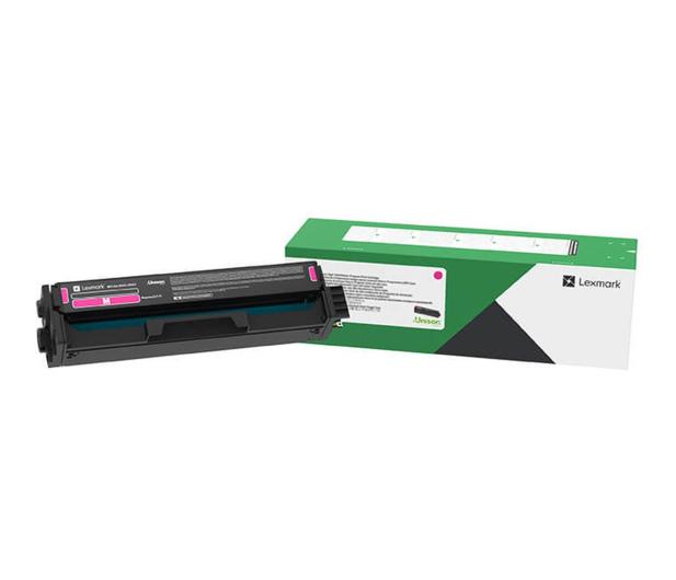 Lexmark C3220M0 magenta 1500str. - 507772 - zdjęcie