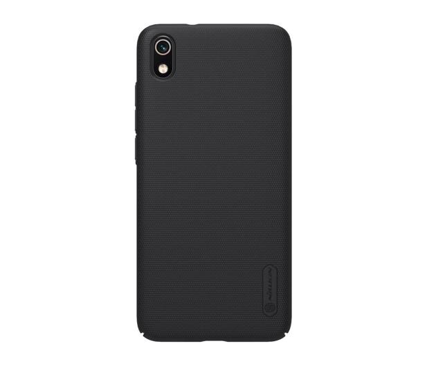 Nillkin Super Frosted Shield do Xiaomi Redmi 7A czarny - 507703 - zdjęcie