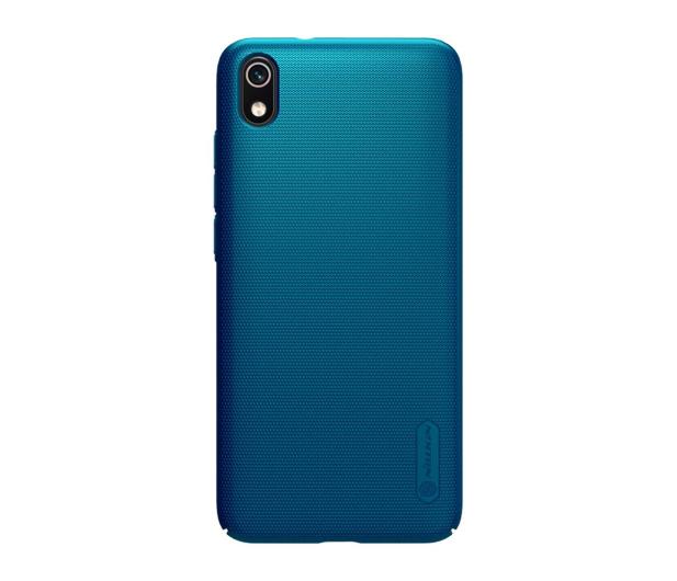 Nillkin Super Frosted Shield do Xiaomi Redmi 7A niebieski - 507705 - zdjęcie