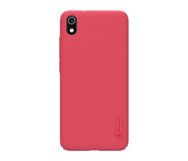 Nillkin Super Frosted Shield do Xiaomi Redmi 7A czerwony - 507707 - zdjęcie