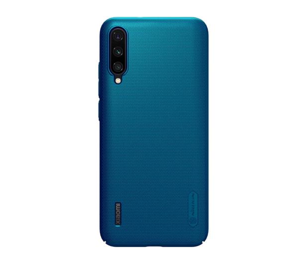 Nillkin Super Frosted Shield do Xiaomi Mi A3 niebieski - 507712 - zdjęcie