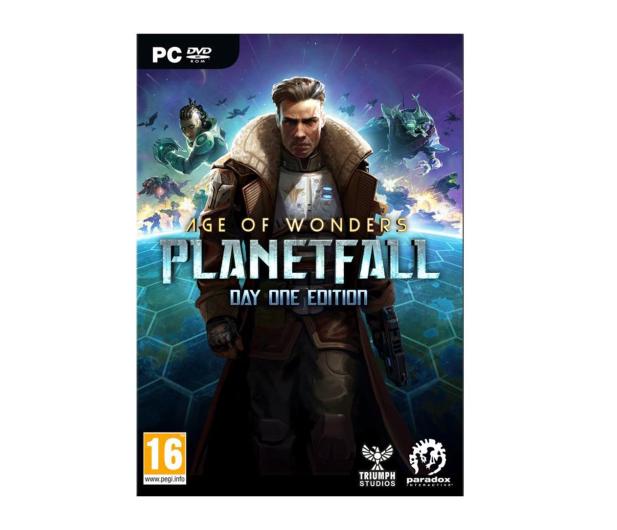 Triumph Studios Age of Wonders Planetfall - 508041 - zdjęcie