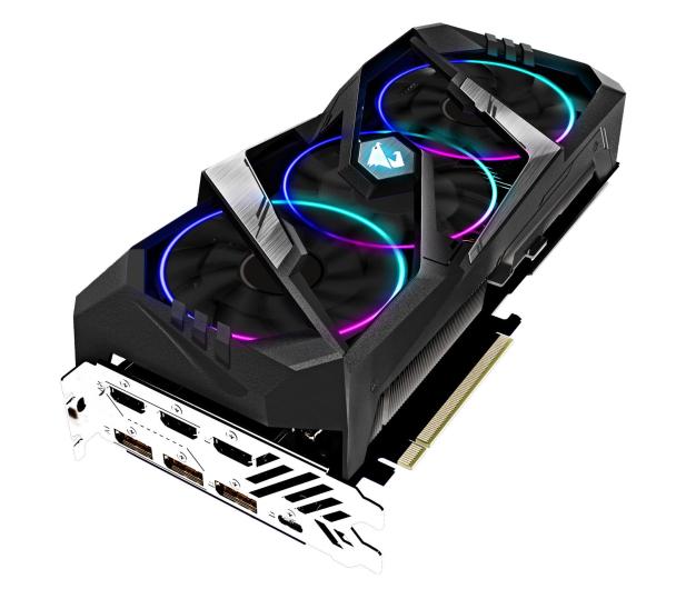 Gigabyte GeForce RTX 2070 SUPER AORUS 8GB GDDR6 - 504443 - zdjęcie 6