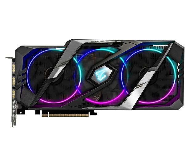 Gigabyte GeForce RTX 2070 SUPER AORUS 8GB GDDR6 - 504443 - zdjęcie 4