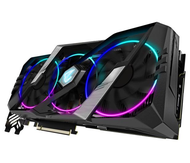 Gigabyte GeForce RTX 2070 SUPER AORUS 8GB GDDR6 - 504443 - zdjęcie 3