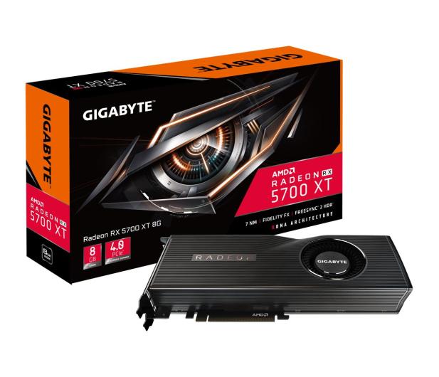 Gigabyte Radeon RX 5700 XT 8GB GDDR6 - 504453 - zdjęcie