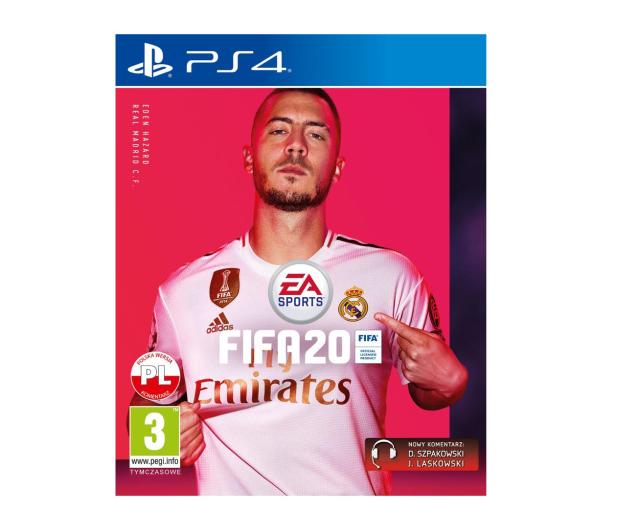 EA FIFA 20 - 502089 - zdjęcie