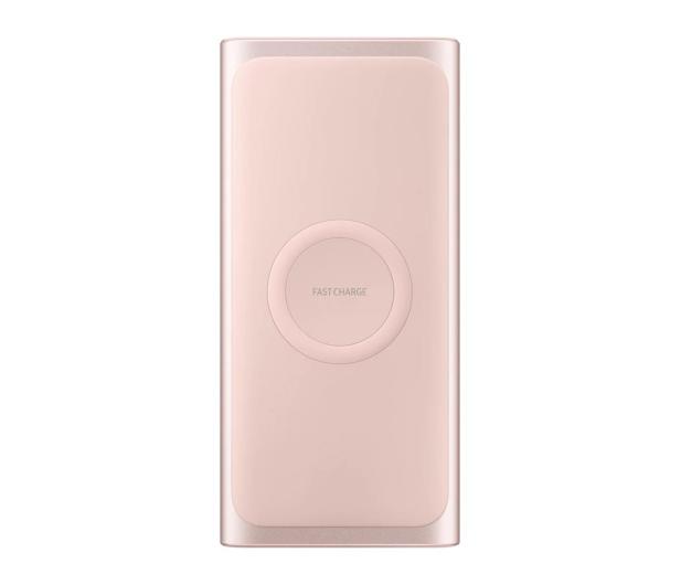 Samsung Powerbank indukcyjny 10000mAh 2A Fast Charge - 506988 - zdjęcie