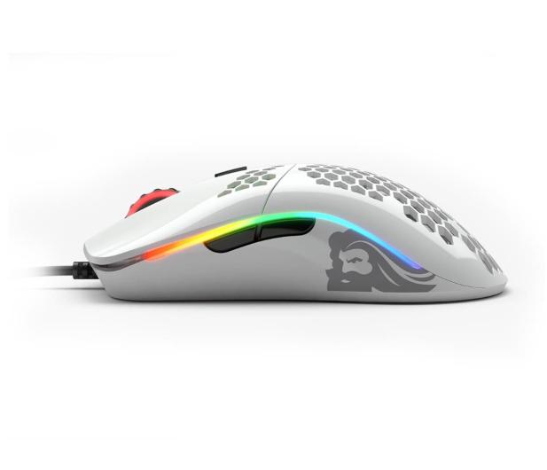Glorious PC Gaming Race Model O- (Glossy White)  - 508535 - zdjęcie 4