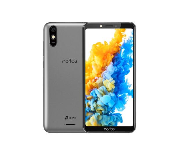TP-Link Neffos C7s 2/16GB Dual SIM LTE szary  - 507777 - zdjęcie