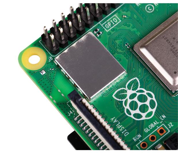 Raspberry Pi 4 model B WiFi DualBand Bluetooth 4GB RAM 1,5GHz - 507842 - zdjęcie 4
