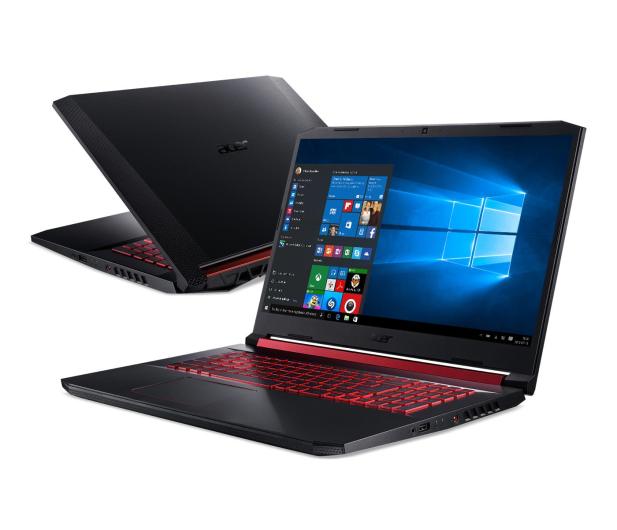 Acer Nitro 5 i7-9750H/8GB/512/W10 GTX1660Ti IPS 144Hz - 508295 - zdjęcie