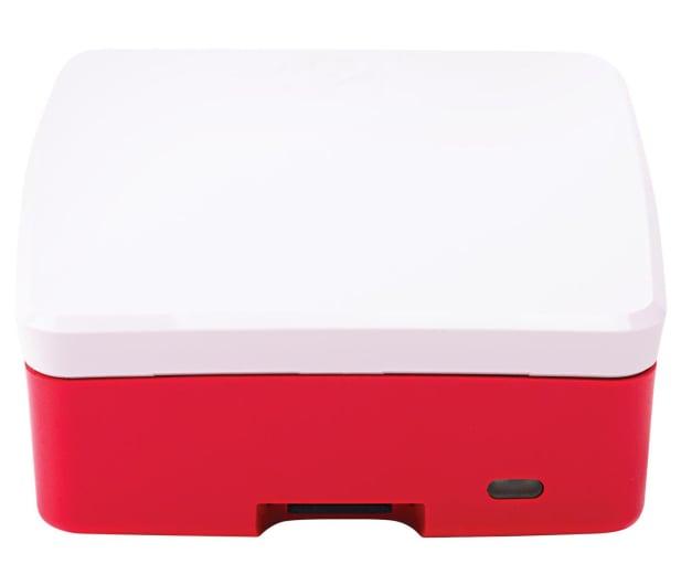 Raspberry Pi Obudowa Raspberry Pi 4, plastikowa, czerwono-biała - 507867 - zdjęcie 3