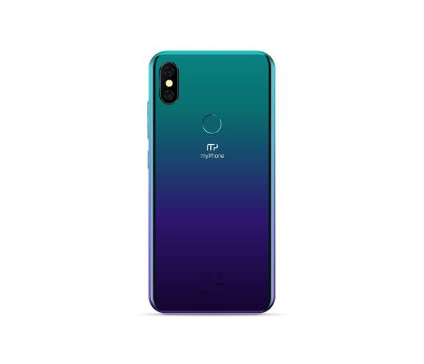 myPhone POCKET PRO blue ametyst - 508651 - zdjęcie 3