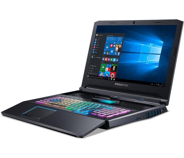 Acer Helios 700 i7-9750H/16GB/512/W10 RTX2070 IPS 144Hz - 508291 - zdjęcie 2