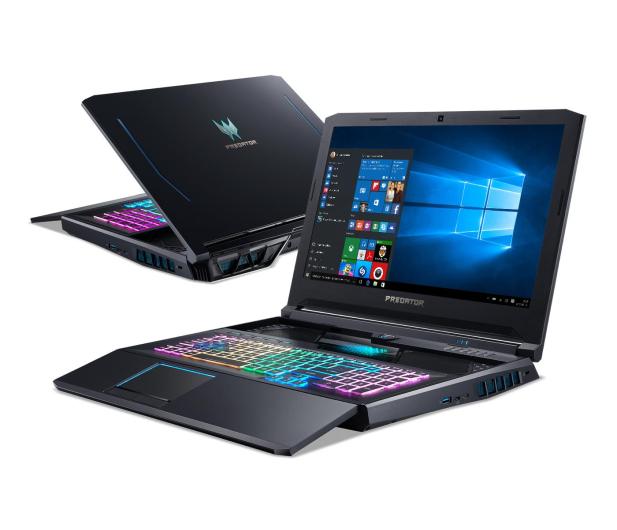 Acer Helios 700 i7-9750H/16GB/512/W10 RTX2070 IPS 144Hz - 508291 - zdjęcie