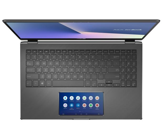ASUS ZenBook Flip UX562FDX i7-8565U/16GB/1TB/W10P Grey - 508756 - zdjęcie 4