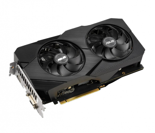 ASUS GeForce GTX 1660 DUAL OC EVO 6GB GDDR5 - 508832 - zdjęcie