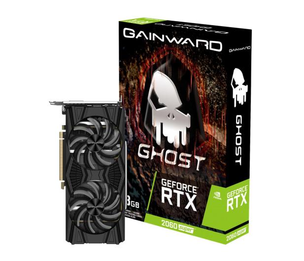 Gainward GeForce RTX 2060 SUPER Ghost 8GB GDDR6 - 508755 - zdjęcie