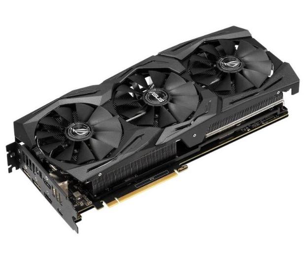 ASUS GeForce RTX 2060 SUPER ROG Strix Advance 8GB GDDR6 - 504091 - zdjęcie 2