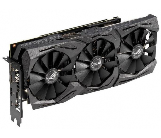 ASUS GeForce RTX 2060 SUPER ROG Strix Advance 8GB GDDR6 - 504091 - zdjęcie 3