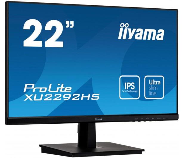 iiyama XU2292HS-B1 - 504122 - zdjęcie 2