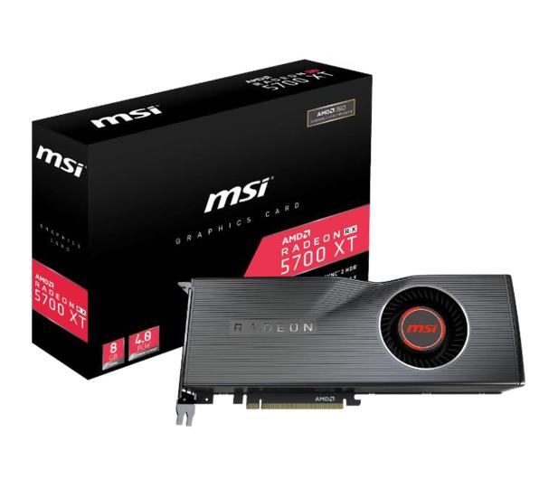 MSI Radeon RX 5700 XT 8GB GDDR6 - 504414 - zdjęcie
