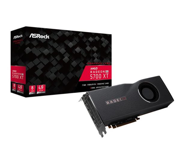 ASRock Radeon RX 5700 XT 8GB GDDR6 - 504343 - zdjęcie