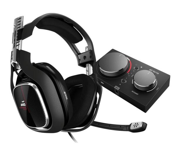 ASTRO A40 TR + MixAmp PRO TR dla Xbox One, PC - 500669 - zdjęcie
