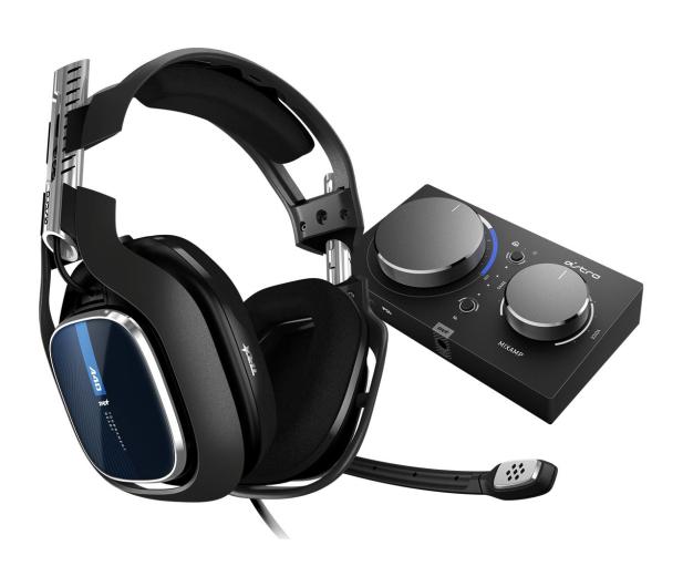ASTRO A40 TR + MixAmp PRO TR dla PS4, PC  - 500671 - zdjęcie