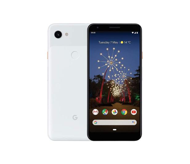 Google Pixel 3a XL 64GB White  - 504288 - zdjęcie