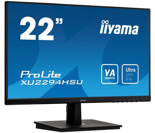 iiyama XU2294HSU-B1 - 504174 - zdjęcie 3