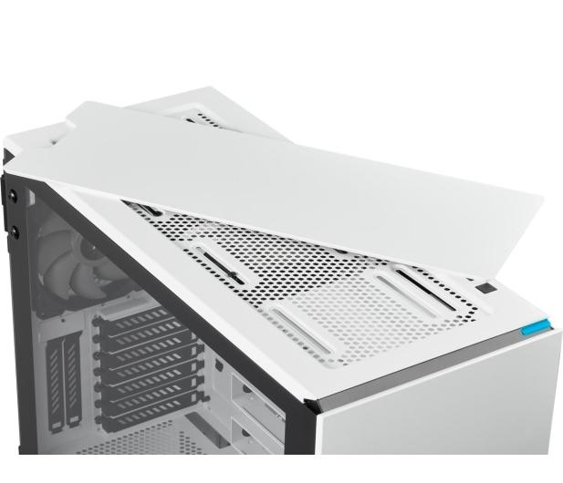 Corsair Carbide Series 678C Low Noise TG ATX White - 504338 - zdjęcie 8