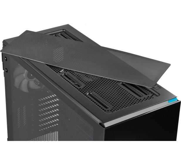 Corsair Carbide Series 678C Low Noise TG ATX Black - 504336 - zdjęcie 8