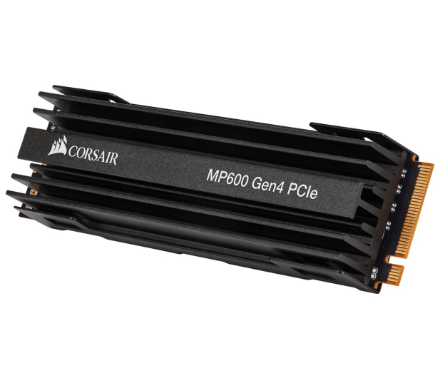 Corsair 2TB M.2 PCIe Gen4 NVMe Force Series MP600 - 504504 - zdjęcie 2