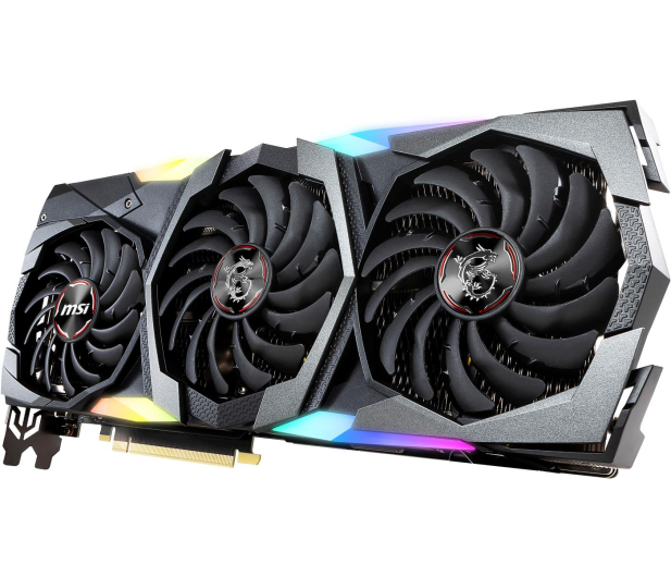 MSI Geforce RTX 2070 SUPER GAMING X TRIO 8GB GDDR6 - 504415 - zdjęcie 4