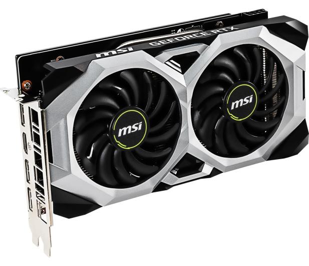MSI Geforce RTX 2060 SUPER VENTUS OC 8GB GDDR6 - 504677 - zdjęcie 6