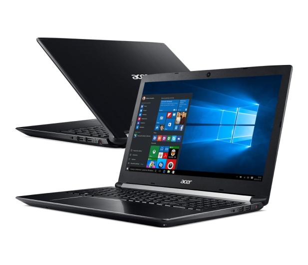 Acer Aspire 7 i5-8300H/8GB/256SSD+1TB/W10X 1050Ti  - 504306 - zdjęcie