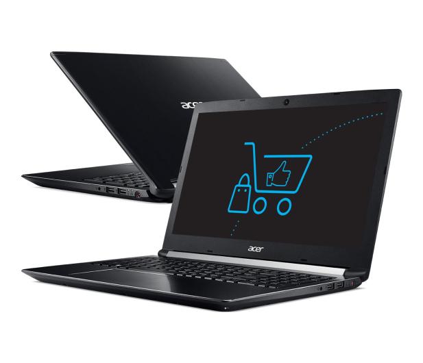 Acer Aspire 7 i5-8300H/8GB/256SSD FHD 1050Ti - 501466 - zdjęcie