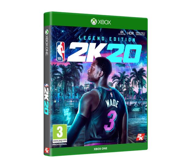 Visual Concepts NBA 2K20 Legend Edition - 504919 - zdjęcie 2